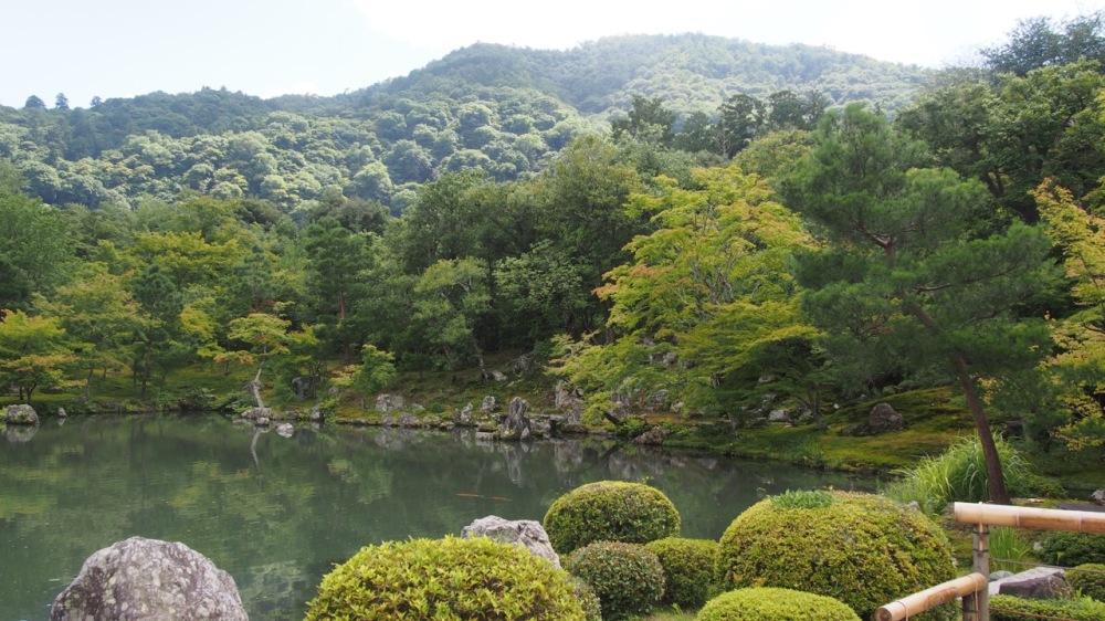 Gardens of Tenryu-Ji
